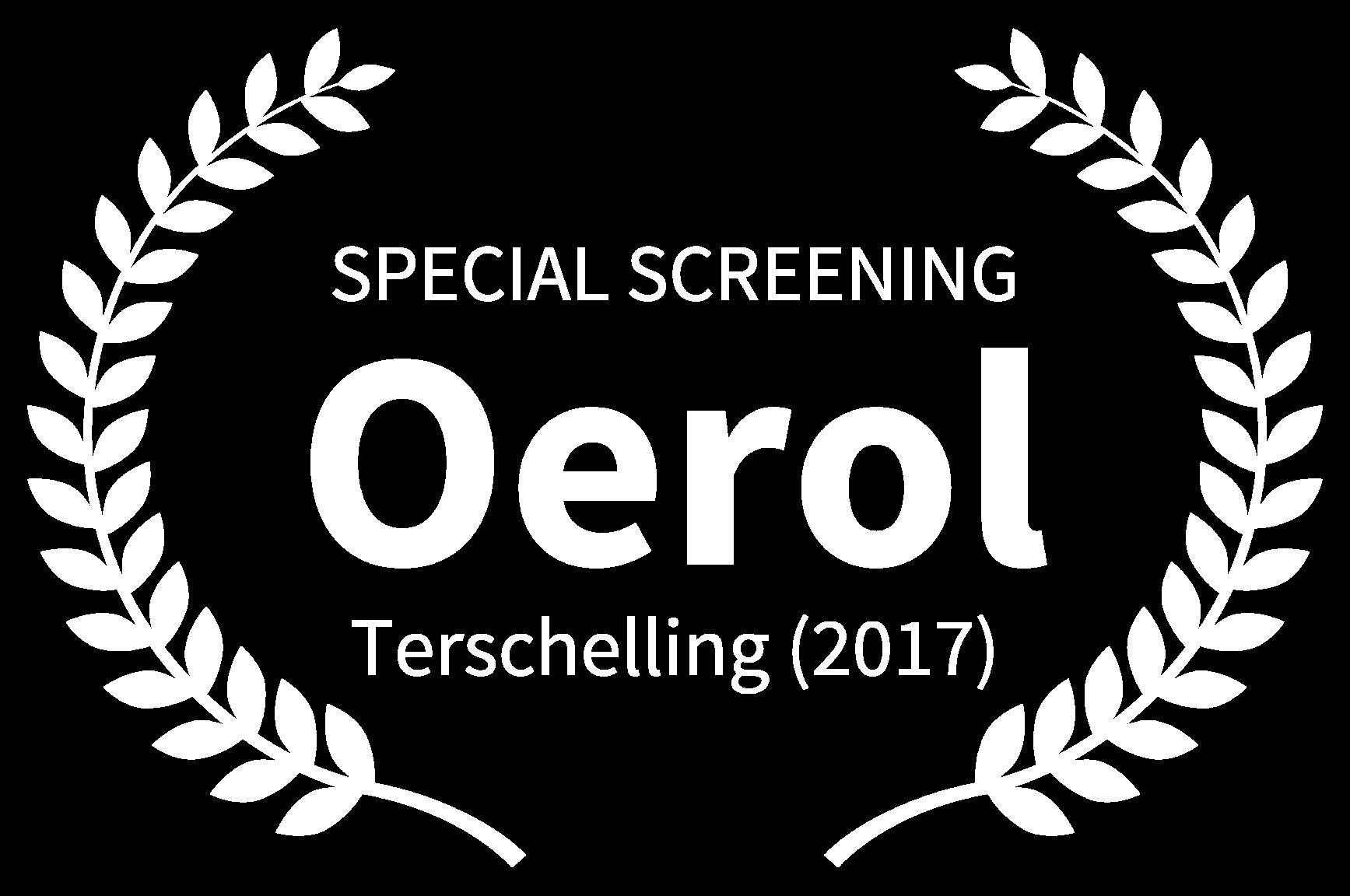 SPECIAL SCREENING - Oerol - Terschelling 2017
